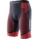 X-Bionic Effektor Power Running Shorts Men red/black